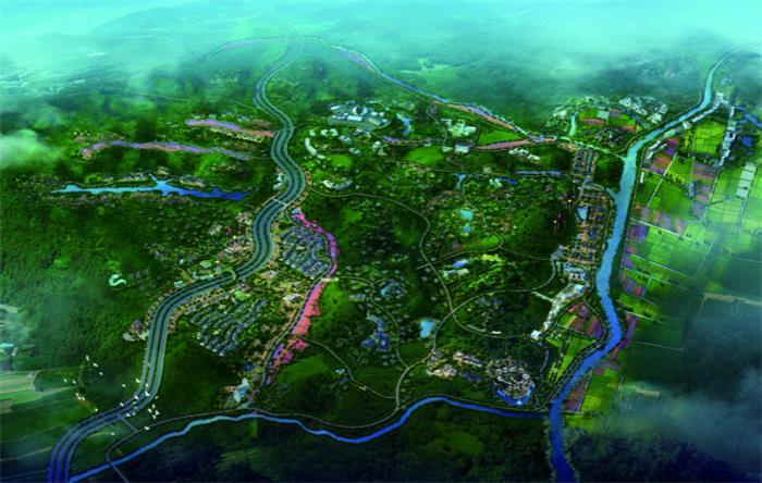 【长沙县景点】浔龙河生态艺术小镇游览攻略-地址-公交